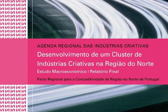 Cluster Indústrias Criativas