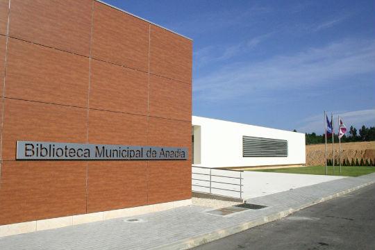Certificação da Qualidade da Biblioteca Municipal de Anadia